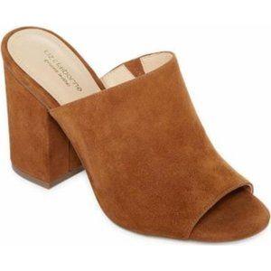 Liz Claiborne Slip on heels